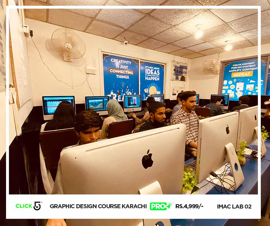 graphic design course in karachi
