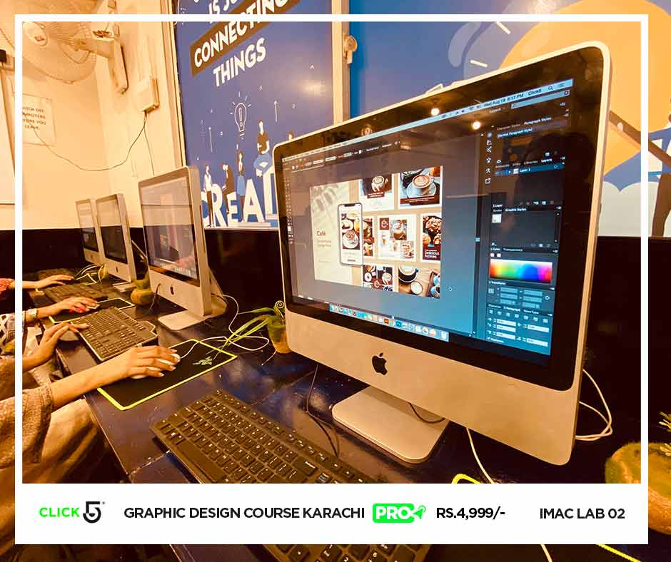 graphic design diploma in karachi