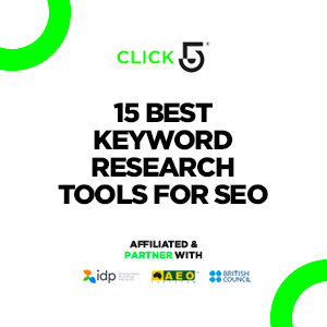 15 best keyword research tools for SEO