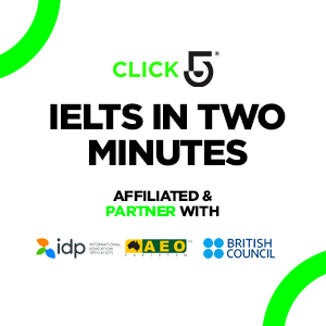 IELTS in two minutes